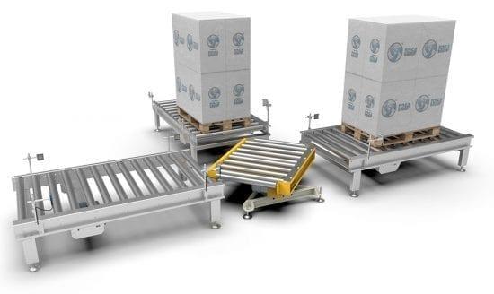 Transportörer för produktiva och logistiska behov